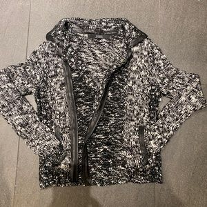 Guess knit jacket